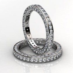 rendering eternity ring 007
